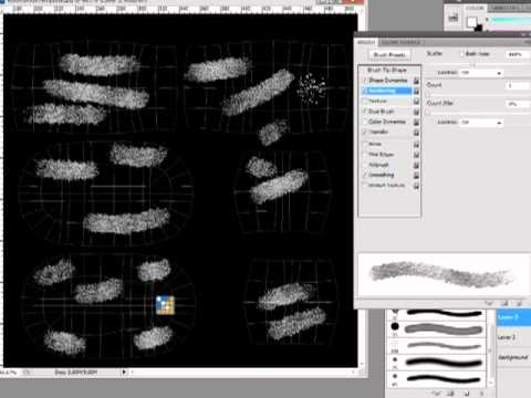 3DS Max 2012 Tutorial - Using Photoshop for Diffuse Image Maps