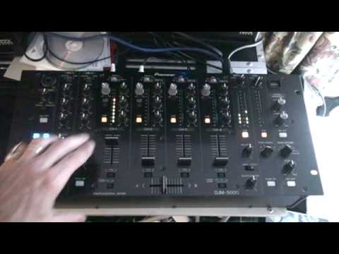 PIONEER DJM-5000,  How the Zone feature workes