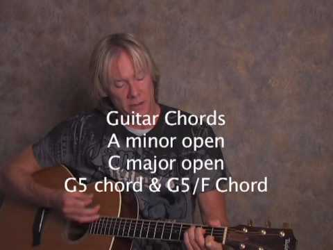 How To Play Easy Guitar Songs Beginner Guitar Chords acoustic techniques muting