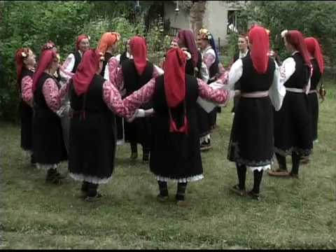 The Bistritsa Babi  Archaic Polyphony, Dances and Rituals from the Shoplouk Region