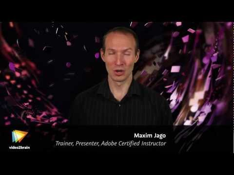 Adobe Premiere Pro CS6: Learn by Video Trailer