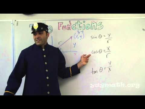 Algebra 2 - Trigonometry Functions