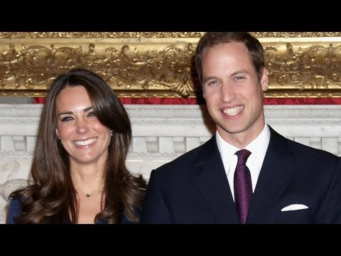 Kate Middleton - The Engagement
