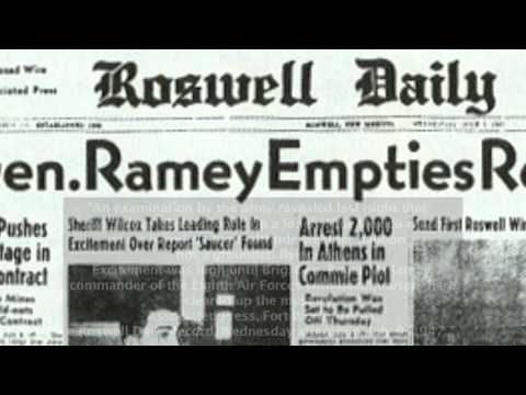 Ask an Expert: The Roswell Incident