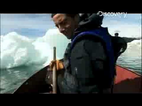 Man vs. Wild - Alaska Icebergs