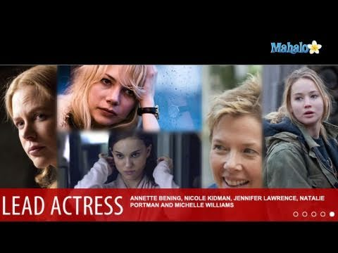 2011 Best Actress and Supporting Actress Oscar Nominees