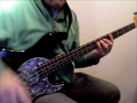 How to Play Bass to Hey Joe, Jimi Hendrix - for beginners