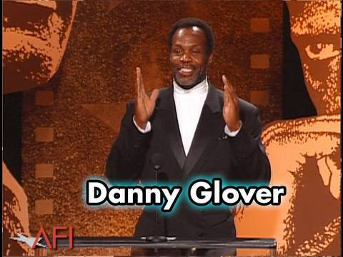 Danny Glover Salutes Sidney Poitier at AFI Life Achievement Award