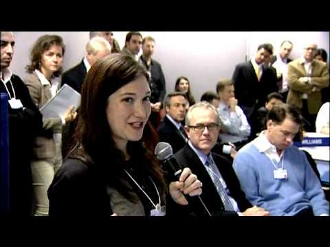 Davos Annual Meeting 2010 - The Growing Influence of Social Networks