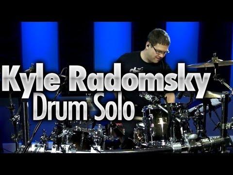 Kyle Radomsky - Drum Solo