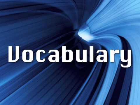 English Vocabulary for ESL - IT & Computing: Web 2.0 (Pt. 1)