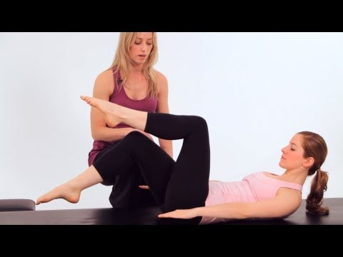 Pilates Mat Warm-Ups: Marching