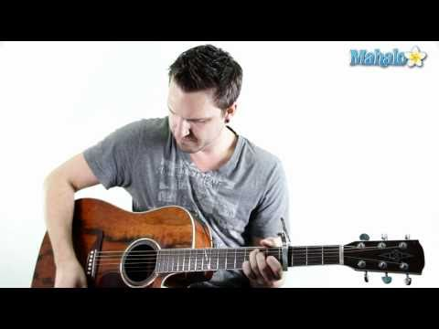 "How to Play ""Cry Me a River"" by Justin Timberlake on Guitar (Practice Video)"