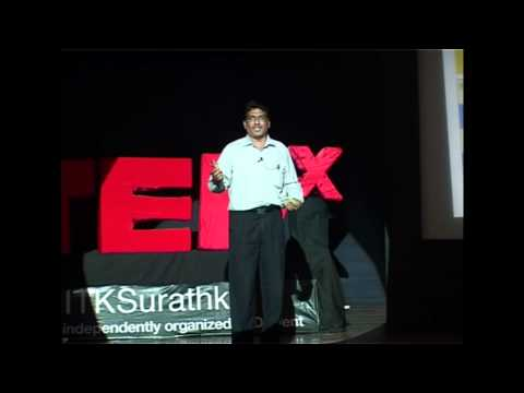 TEDxNITKSurathkal - John Louis: The power of memory