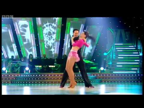 Kelly & Brendan's Jive - Strictly Come Dancing - BBC