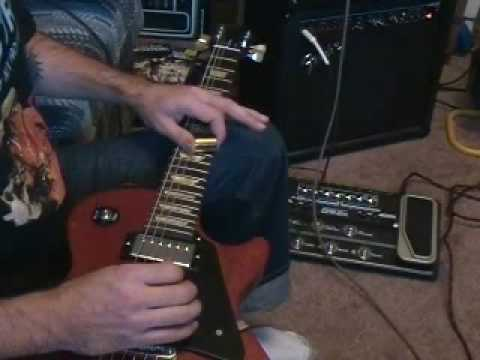 That's the Way by Led Zeppelin Played On Slide Guitar ( Version 2 )