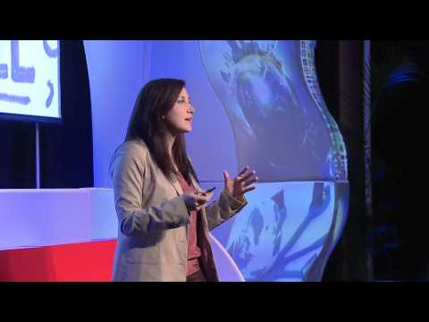 TEDxWallStreet - Rahaf Harfoush - Micro Influence, Entrepreneurship & The Future of Protest