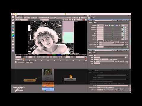 Nuke: Viewer navigation commands | lynda.com