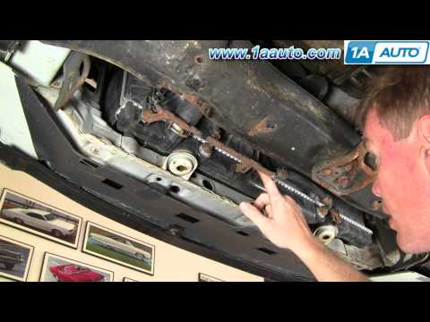 How To Install Replace Radiator Fan Honda Accord V6 94-97 1AAuto.com