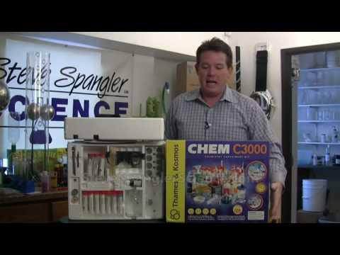 Chem C3000 - Thames & Cosmos