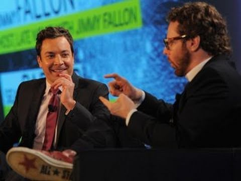 A Conversation with Jimmy Fallon and Sean Parker
