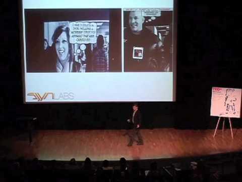 TEDxBerkeley - Eric Gradman - 04/03/10