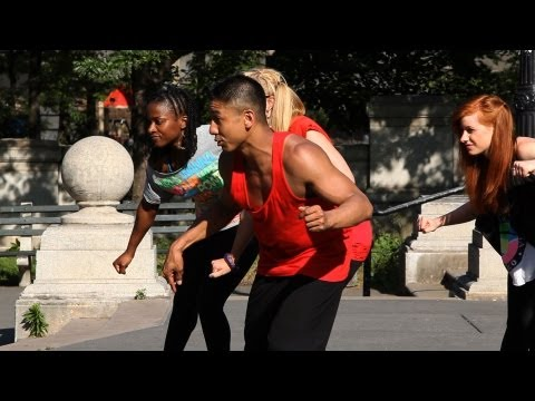 How to Dance Like Lady Gaga: Telephone, Part 2 | Hip Hop Dance Crew