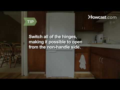 How To Pull the Refrigerator Handle Switch Prank