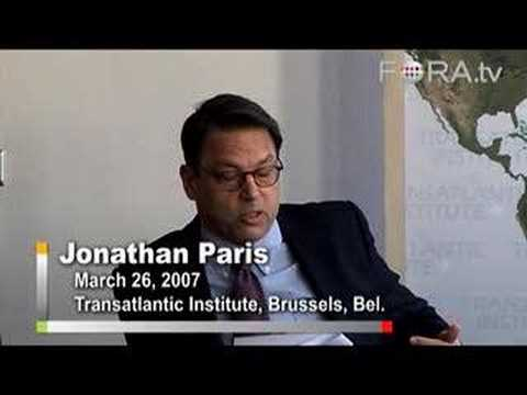 Jonathan Paris - French vs. British Anti-Terrorism