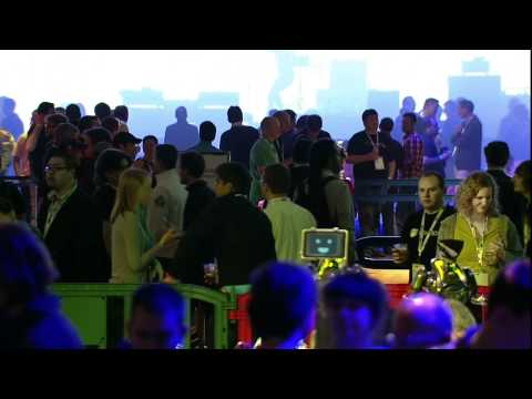 Google I/O 2011 After Hours Party: DJ Mark Farina