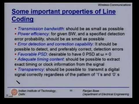 Lecture - 24 Modulation Techniques (Contd.)