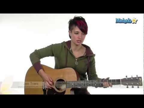 How to Play G7sus4 Chord in Open G Tuning on Guitar