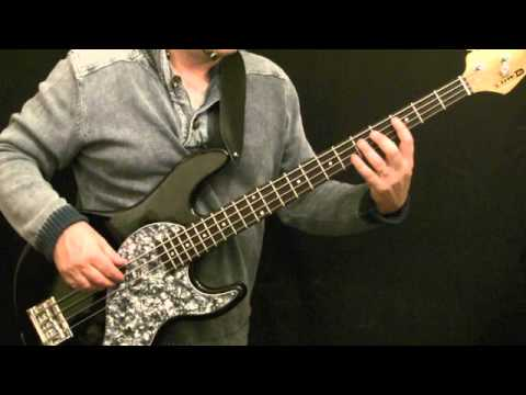 Beginners Bass Guitar Lesson - Sunshine Of Your Love - Cream - Jack Bruce