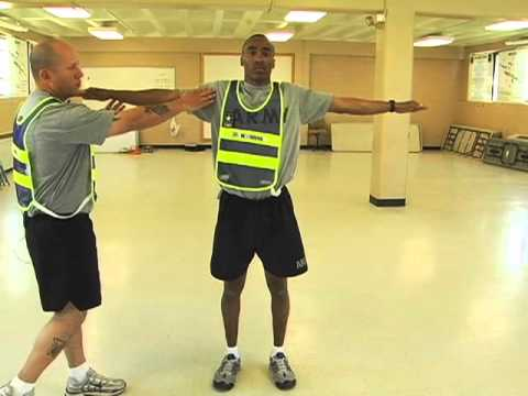 Army Exercises: Warm Up Drills