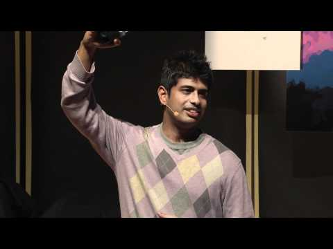 TEDxRainier - Adnan Mahmud - Climbing the Ladder that Matters