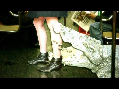 Health To Go: How To Tone Your Calves on the Subway