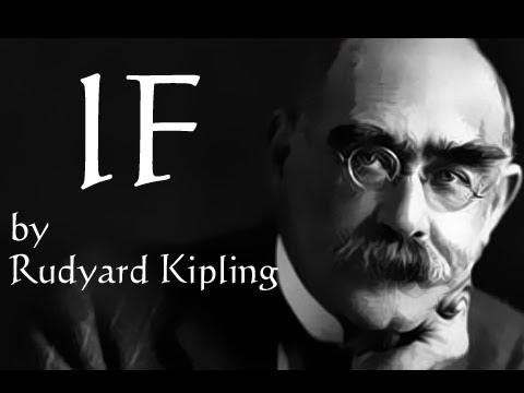 If by Rudyard Kipling - Poetry Reading