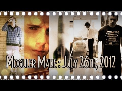 A Commercial, A Documentary, and All Kinds of Artsy! : Moguler Made: July 26, 2012