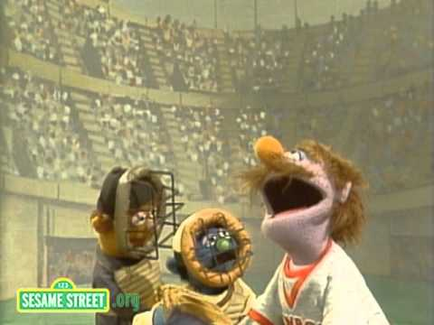 Sesame Street: Home Run On The Range