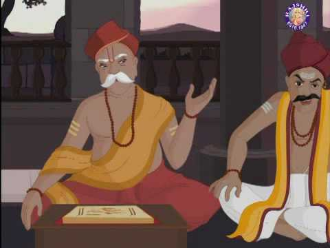 History - Sant Dnyaneshwar - Kids Animation Movie