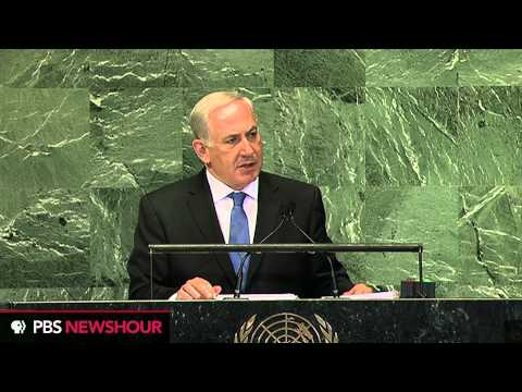 Israeli Premier Netanyahu at United Nations: 'It's My Duty to Speak'