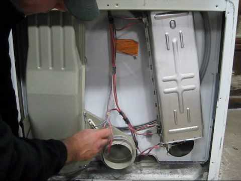 WHIRLPOOL DRYER REPAIR VIDEO 9