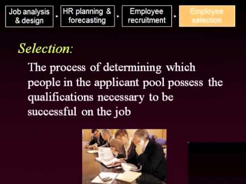 Chapter 9 Managing Human Resources (Part 1 of 2)