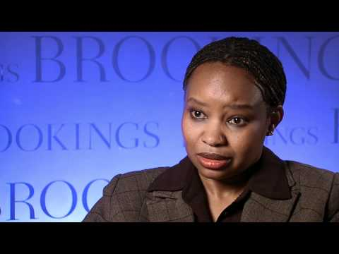 @ Brookings Podcast: Challenges for Women in the African Economy