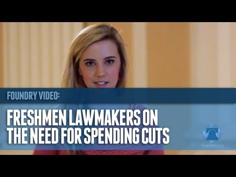 Freshmen Lawmakers Make the Case for Government Spending Cuts