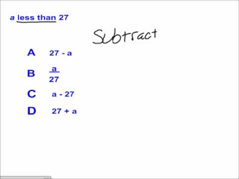 Variables and Expressions #25