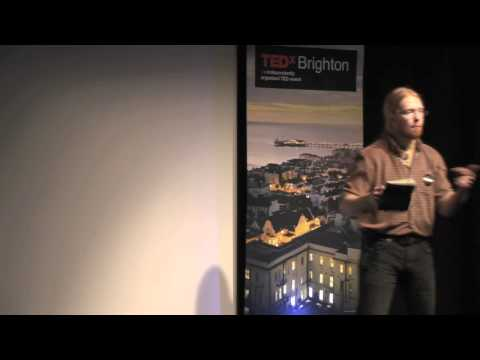 TEDxBrighton -- Jake Spicer -- Drawing Out Wonder