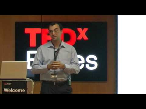 TEDxEdges - Luís Monteiro -  Blogging for a Dream