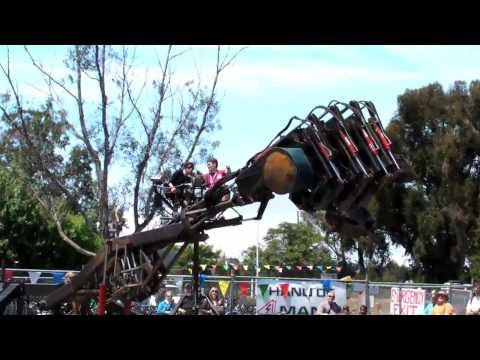 Hand of Man @ Maker Faire