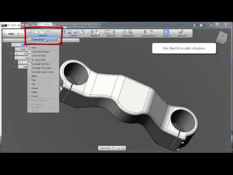 Autodesk Labs: Project Simulus Edit the Base Model